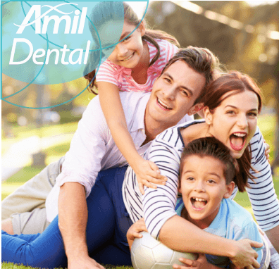 Amil Dental Win Familiar
